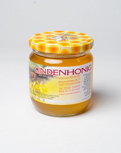 Lindenhonig (500 g)