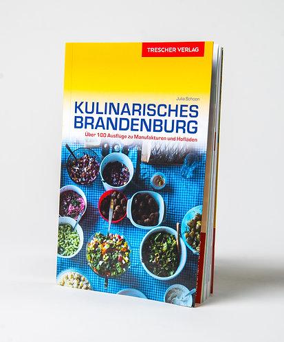 Kulinarisches Brandenburg, agrafrisch, Restaurant, Buch