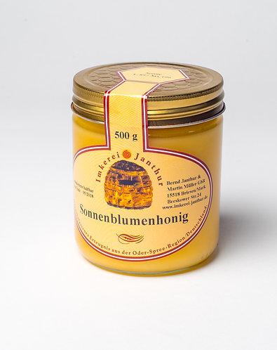 Sonnenblumenhonig (500 g)