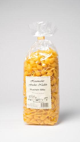 Muschel, Muscheln Nudeln, Pasta, Anka Dubrau, Hausmacher Nudeln, agrafrisch