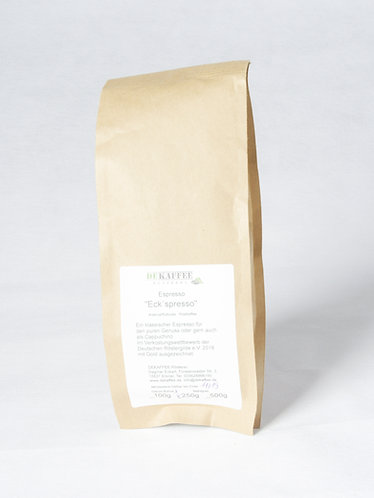 "Kaffee Espresso ""Eck'spresso"" (250 g)"