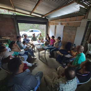 Day 1 in The Colombian Jungle: Family Feuds