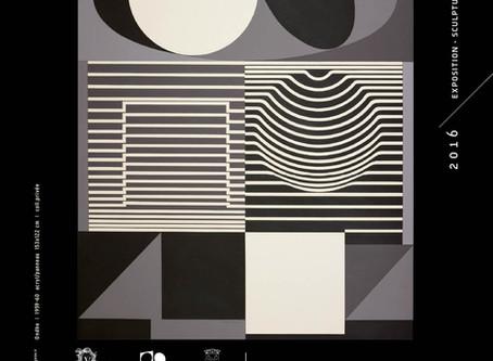 Multiciplicités : Victor Vasarely, Musée Louis Vouland