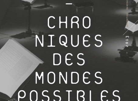 Chroniques des Mondes Possibles