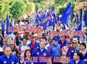 Periodista salvadoreña denunció ser acosada por activistas del Partido de Concertación Nacional
