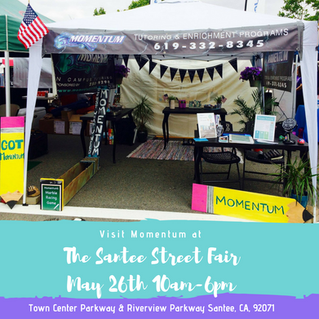 Santee Street Fair May 26th!