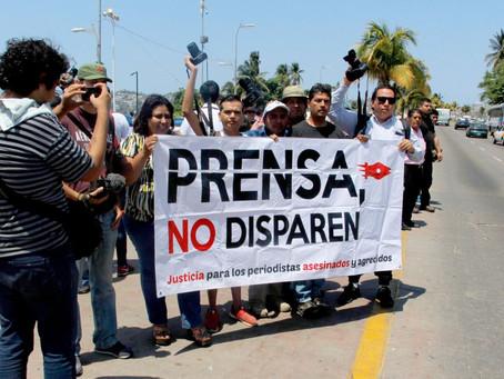 Reporteros sin Fronteras: 80 periodistas han sido asesinados en 2018