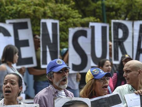 Venezuela: La FIP exige el cese de acciones hostiles contra periodistas
