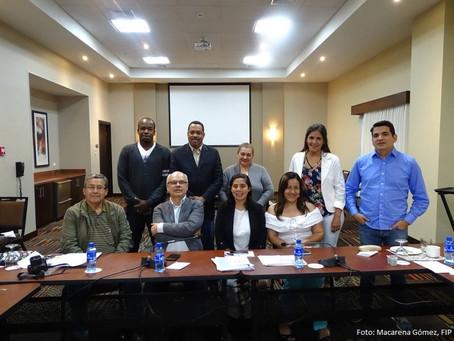 La Federación de Periodistas de América Latina y el Caribe FEPALC, reunida en Panamá, eligió nueva J