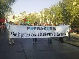 Chile: Solidaridad con trabajadores y trabajadoras de COPESA.