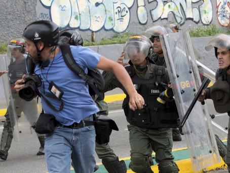 FEPALC exige salvaguardar labor de periodistas en Venezuela