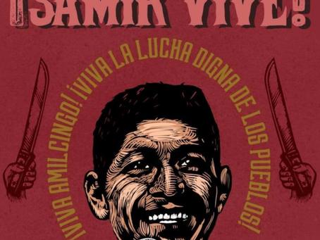 Asesinan a balazos comunicador comunitario mexicano Samir Flores en Morelos