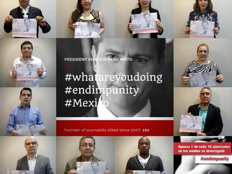 FEPALC se une a la campaña internacional #endimpunity demandando el fin de la impunidad en los asesi