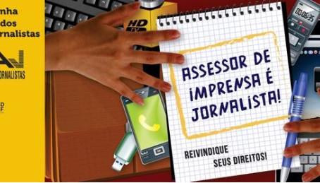 Federación Nacional de Periodistas de Brasil promueve el respeto de la jornada de trabajo para aseso