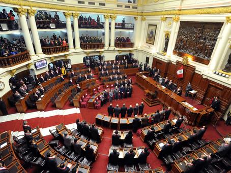 Organizaciones le piden al Congreso de Perú archivar Ley sobre publicidad estatal