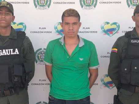 Autoridades colombianas habrían capturado al custodio de los periodistas ecuatorianos asesinados