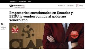 Solicitan a tribunal venezolano que prohíba publicar reportajes sobre empresario colombiano