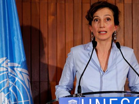 Unesco condena asesinato de dos periodistas en México