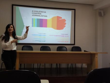 FENAJ denuncia que el Grupo Globo amordaza a sus periodistas en redes sociales