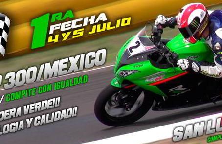 INICO CON GRAN EXITO LA NINJA CUP MEXICO!!