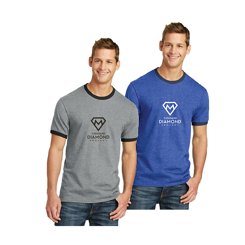 Men's TDP Logo T-shirt (short sleeve)