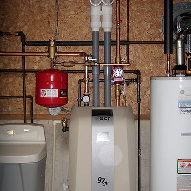 Water softener, furnace, hot water tank installation and service BODEK INC.