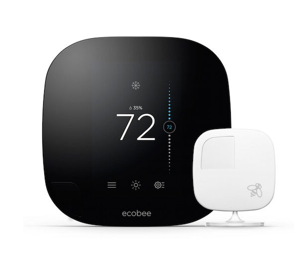 Ecobee3 Smart Wi-Fi Thermostat NYSEG Rebate