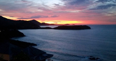 St. John Villa Rental Sunrise