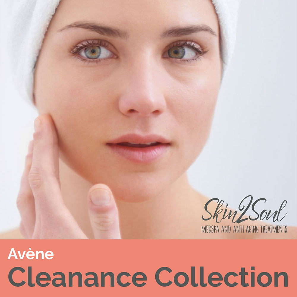 Avène Cleanance Collection Skin2Soul