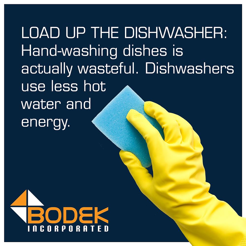 BODEK Load Dishwasher Tip