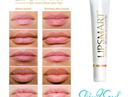 Be Chapped Lips Smart!