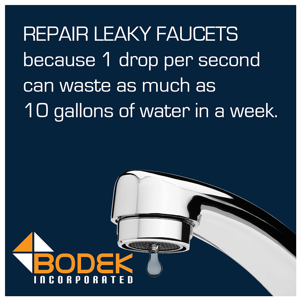 Leaking Leaky Dripping Faucets Water Waste Energy Money