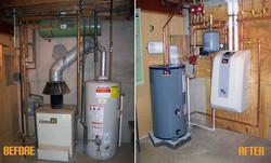 Dunkirk/ECR Boiler/Hot Water Heater