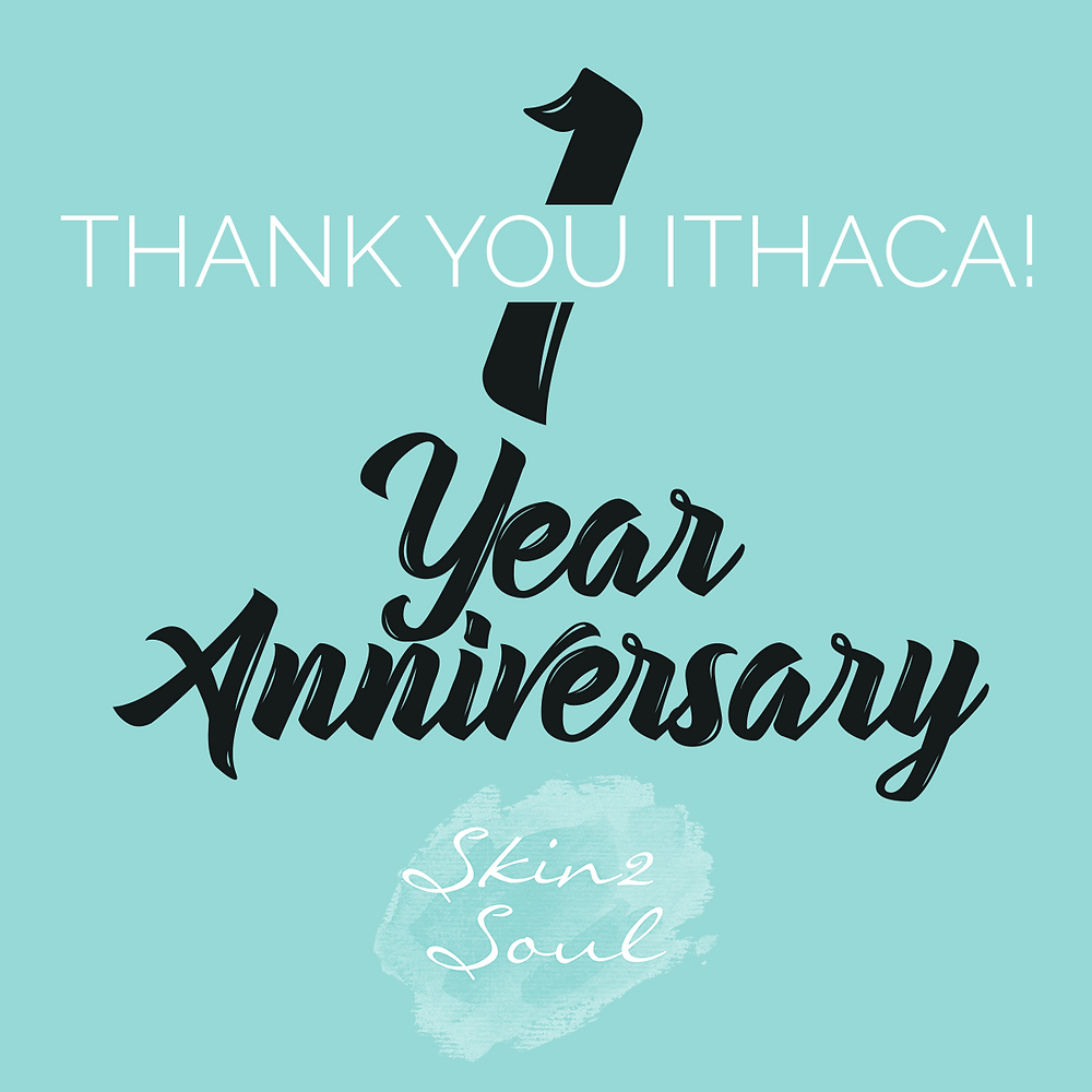 Skin2Soul Ithaca Anniversary Business Appreciation Skin Face Botox Injections