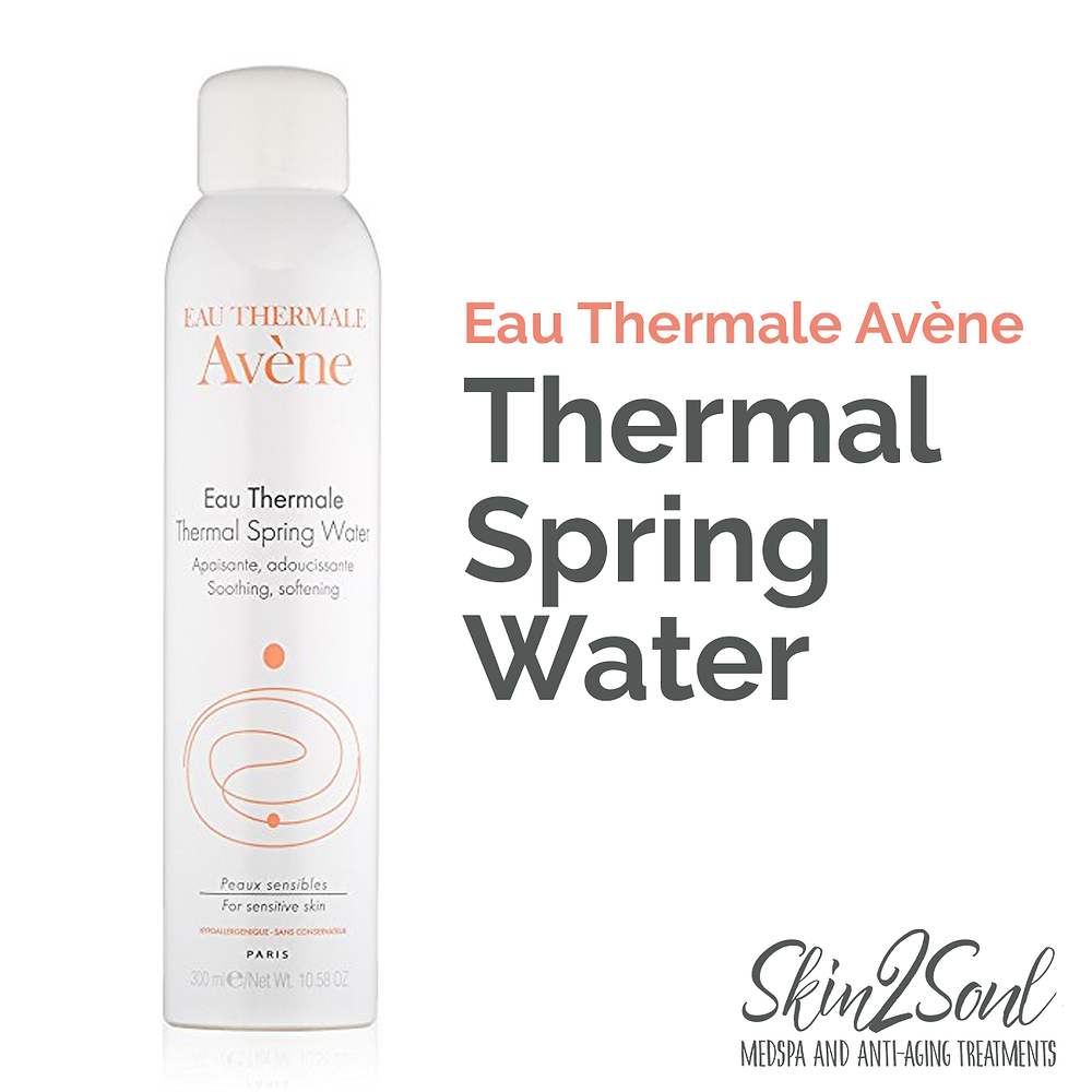 Avene Thermal Spring Water Skin2Soul