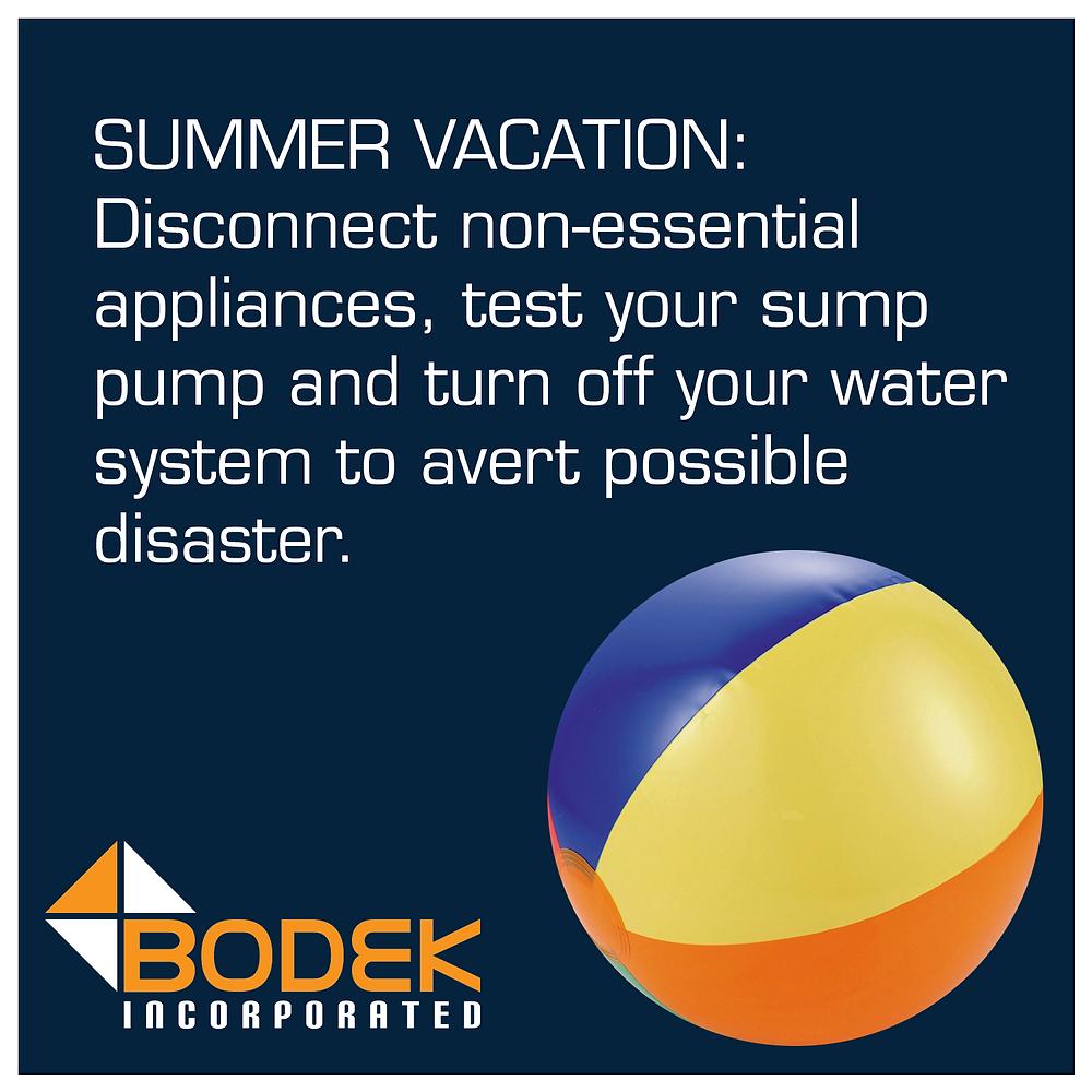 Tip Summer Maintenance