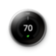 Nest learning themostat 70 degree temperature