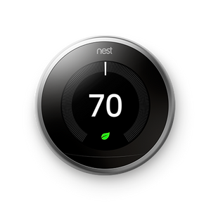 Nest Learning Thermostat WiFi Smart NYSEG Rebate