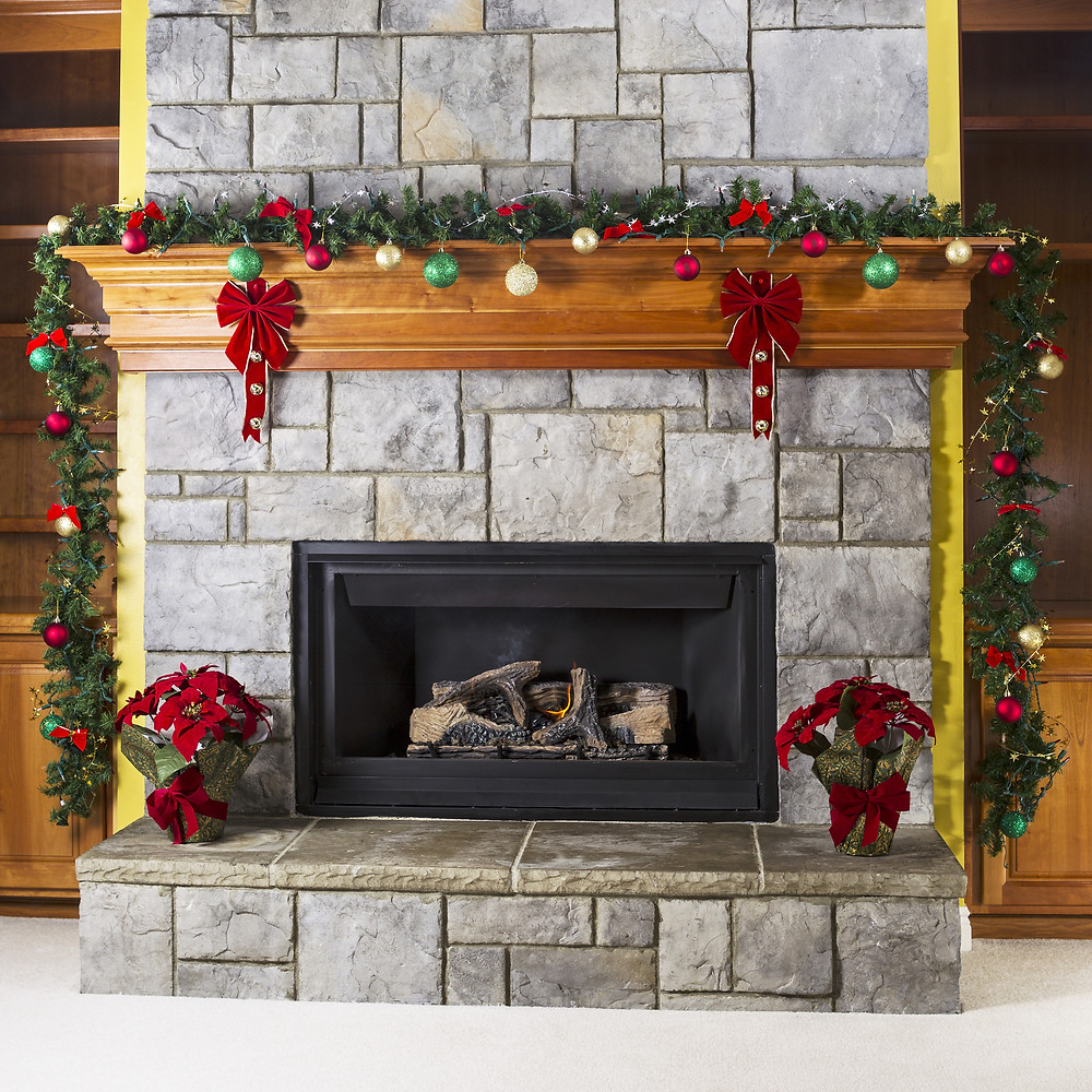 Bodek Holiday Gas Fireplace