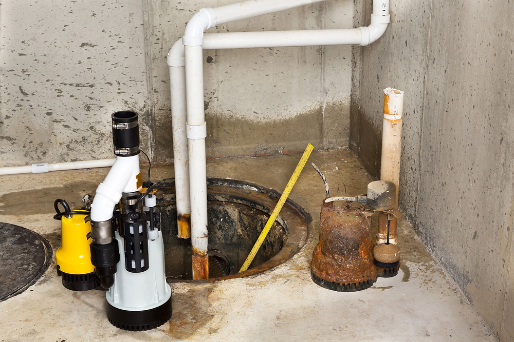 Sump Pump Planning for the Unexpected Sewer Backup Coverage Flooding
