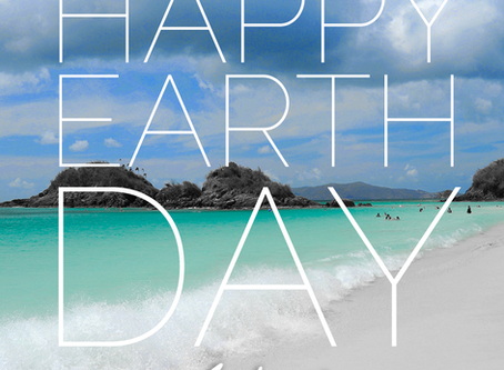 Earth Day on St. John