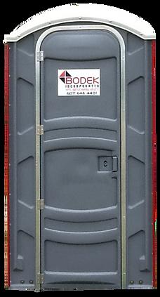 BODEK INC. portable toilet rental