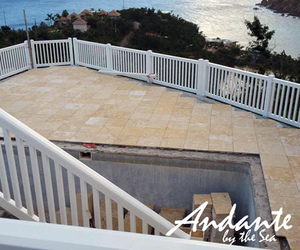 Andante by the Sea New Pool Deck Tile