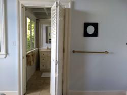 Bedroom to Bathroom View