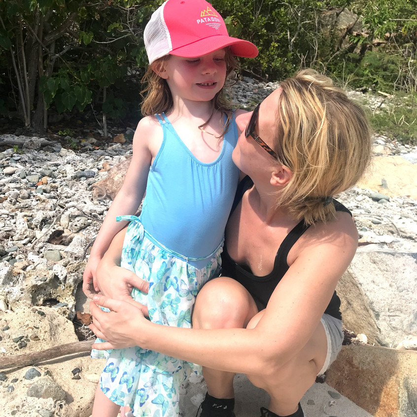 Jenn & Hadley Making Memories