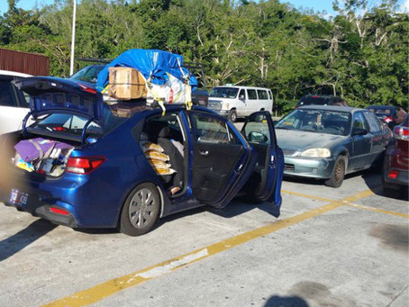Our Latest St. John Visit: Transportation