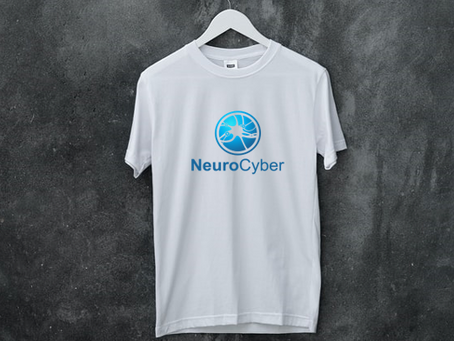 New! Limited edition NeuroCyber T-shirts & hoodies
