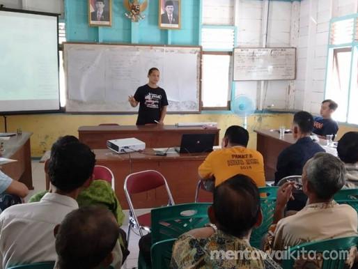 YCMM Ajak Masyarakat Adat Petakan Tanah Suku