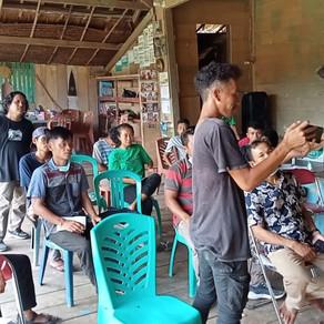 Mendorong pemuda adat gunakan video usung masalah lingkungan