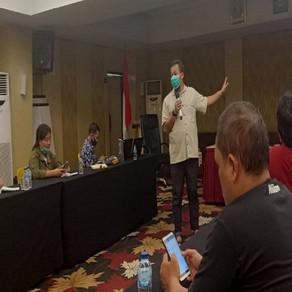 Kabarkan Kondisi Mentawai, Jurnalis Mentawai Dilatih Membuat Konten Video